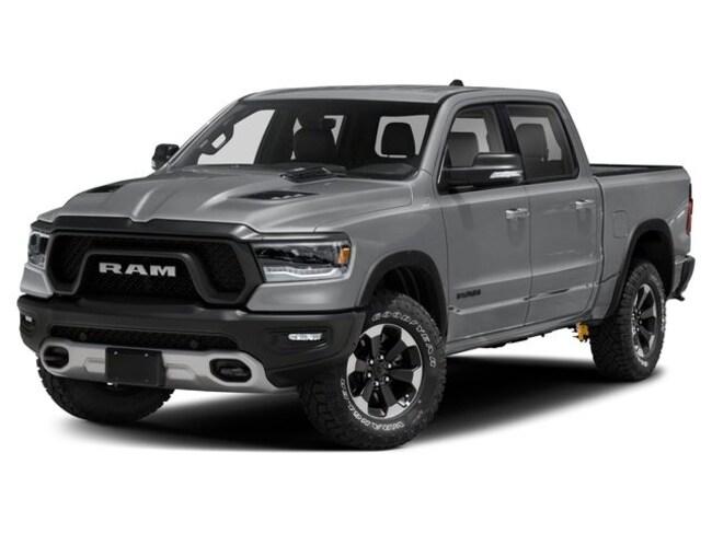 2019 Ram 1500 Rebel Truck Crew Cab