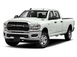 2019 Ram 3500 Big Horn 4x4 Crew Cab 8' Box