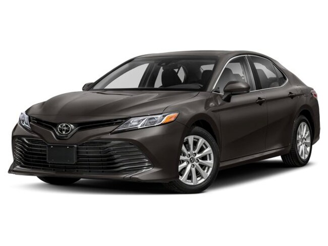 2019 Toyota Camry 4DR SEDAN XLE Sedan
