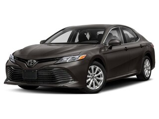 New 2019 Toyota Camry LE Sedan serving Baltimore