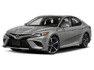 New 2019 Toyota Camry XSE V6 Sedan in Ontario, CA