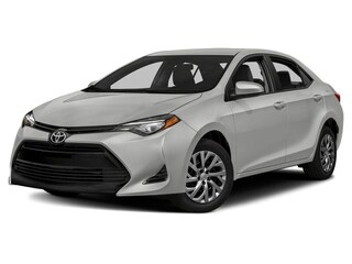 New 2019 Toyota Corolla LE Sedan serving Baltimore