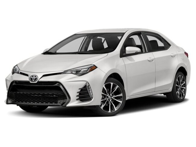 New 2019 Toyota Corolla SE Sedan in Avondale, AZ