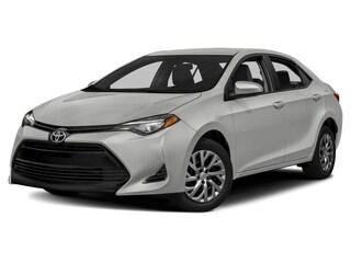 New 2019 Toyota Corolla XLE Sedan