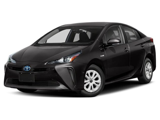 New 2019 Toyota Prius LE AWD-e Hatchback in Fargo, North Dakota