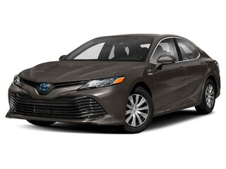 New 2019 Toyota Camry Hybrid LE in San Francisco