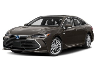 New 2019 Toyota Avalon Hybrid Limited Sedan for sale near you in Wellesley, MA