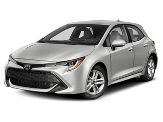 New Toyotas for sale 2019 Toyota Corolla Hatchback SE Hatchback in Cleveland, OH