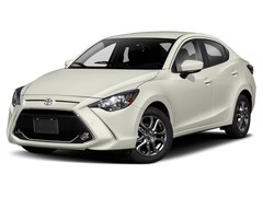 2019 Toyota Yaris vs. 2019 Ford Fiesta