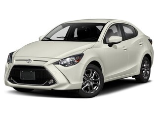 New 2019 Toyota Yaris Sedan 4-Door LE Auto Sedan For sale near Turnersville NJ