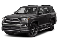 New 2019 Toyota 4Runner Limited Nightshade SUV for sale Philadelphia