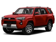 New 2019 Toyota 4Runner TRD Off Road Premium SUV 618119 in Chico, CA