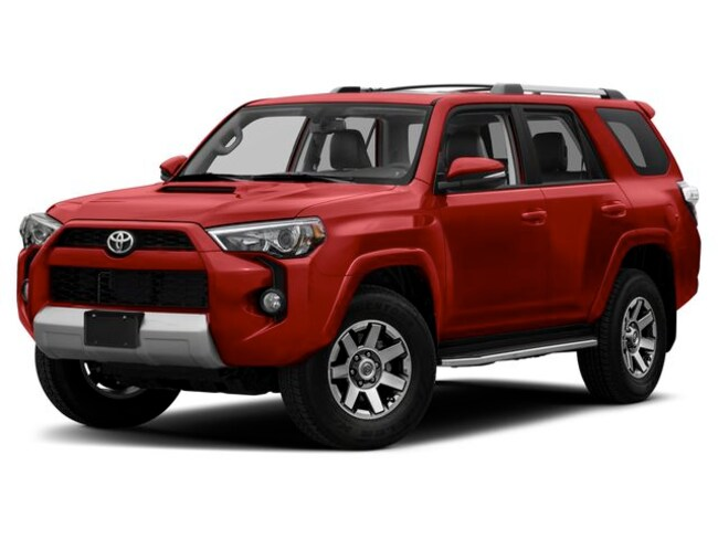 New 2019 Toyota 4Runner TRD Off Road Premium SUV Yorkville New York