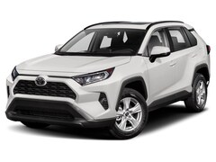 New 2019 Toyota RAV4 LE SUV for sale in Charlottesville