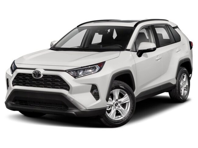 New 2019 Toyota RAV4 LE SUV in Appleton