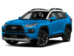 New 2019 Toyota RAV4 Adventure SUV for sale Philadelphia