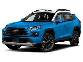 New 2019 Toyota RAV4 Adventure SUV serving Baltimore