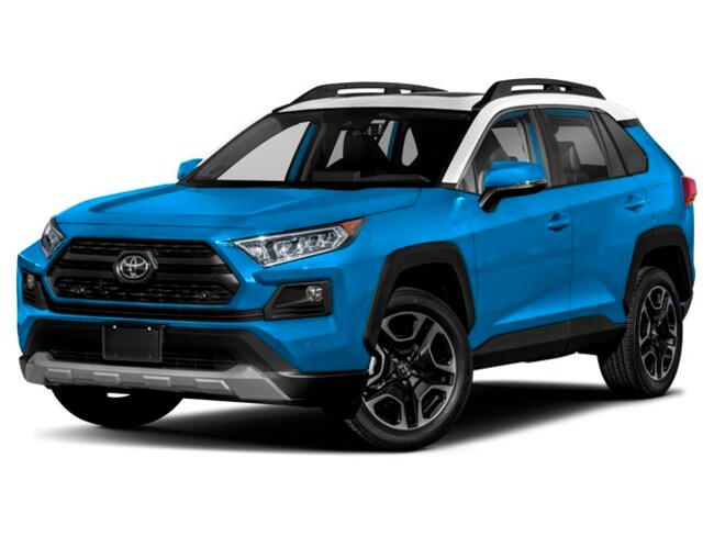 New 2019 Toyota Rav4 For Sale Appleton Wi Stk 8869