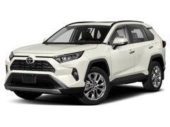 New 2019 Toyota RAV4 Limited SUV