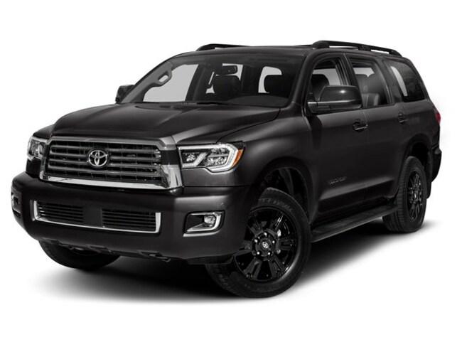 New 2019 Toyota Sequoia TRD Sport SUV in Avondale, AZ