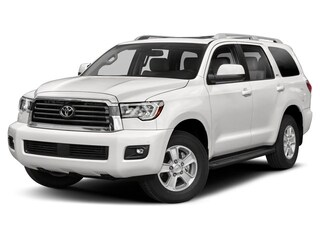New 2019 Toyota Sequoia Limited SUV