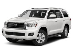 New 2019 Toyota Sequoia Platinum SUV in Flemington, NJ