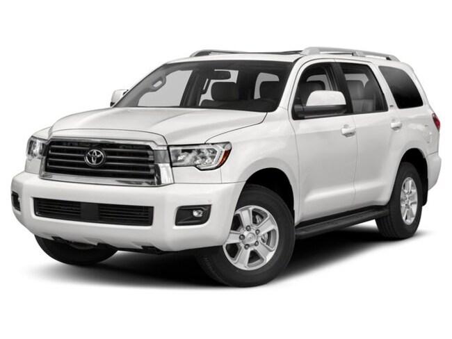 New 2019 Toyota Sequoia Platinum SUV in Avondale, AZ
