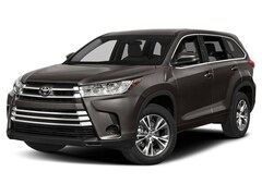 New 2019 Toyota Highlander Limited SUV