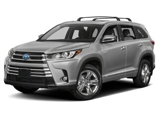 New 2019 Toyota Highlander Hybrid Limited Platinum V6 SUV 5TDDGRFHXKS060530 in San Francisco