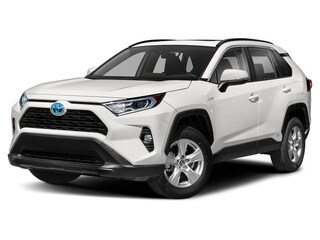 New 2019 Toyota RAV4 Hybrid LE SUV JTMMWRFV1KD028652 20013 serving Baltimore