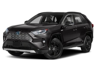 New 2019 Toyota RAV4 Hybrid For Sale in Pekin IL