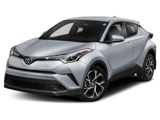 all-all 2019 Toyota C-HR Limited SUV