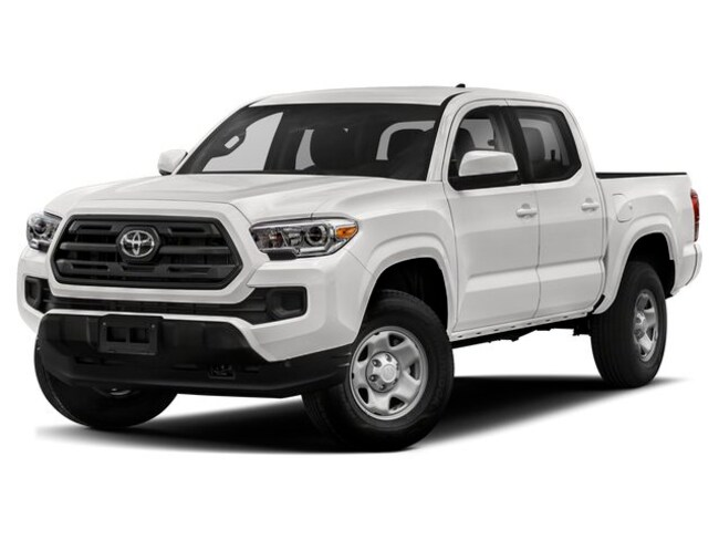 New 2019 Toyota Tacoma SR Truck Double Cab in Dublin, CA