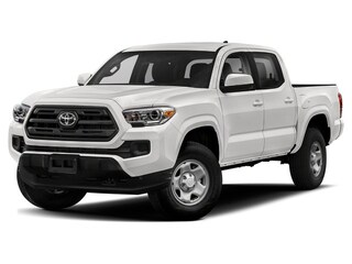 New 2019 Toyota Tacoma SR5 V6 Truck Double Cab in Erie PA