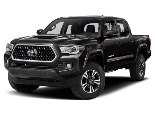 New 2019 Toyota Tacoma TRD Sport V6 Truck Double Cab in Oakland, CA
