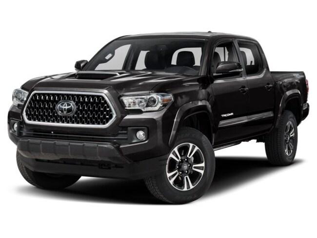New 2019 Toyota Tacoma TRD Sport V6 Truck Double Cab Yorkville New York