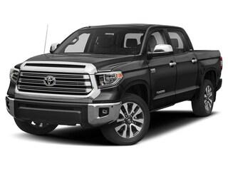 2019 Toyota Tundra Platinum 5.7L V8 Truck CrewMax 5TFAY5F13KX778992