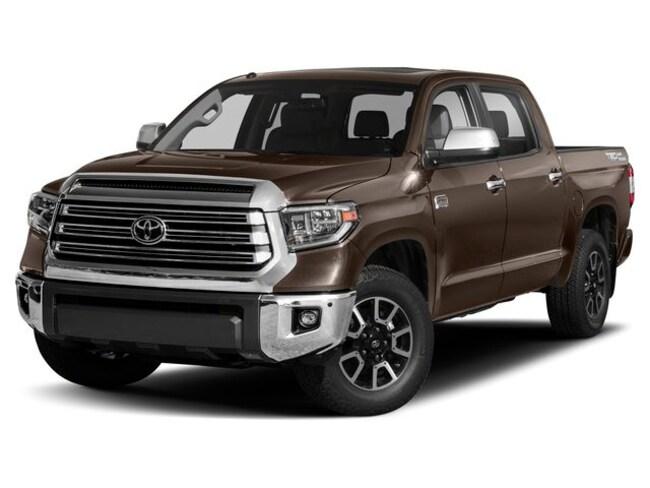 New 2019 Toyota Tundra 1794 5.7L V8 Truck CrewMax Yorkville New York