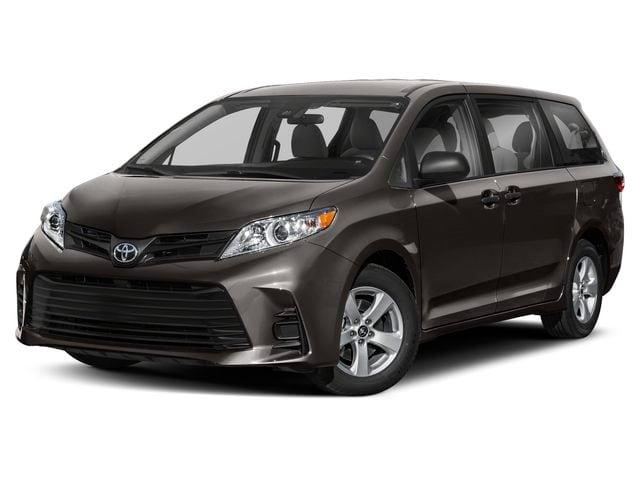 2019 Toyota Sienna Passenger Van