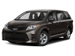 New 2019 Toyota Sienna Van Utica New York