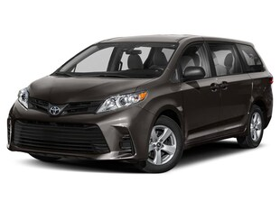 2019 Toyota Sienna SE Premium 7 Passenger Van