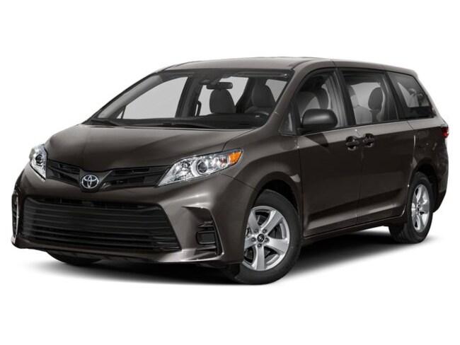 New 2019 Toyota Sienna XLE Premium Van in Bellevue, NE