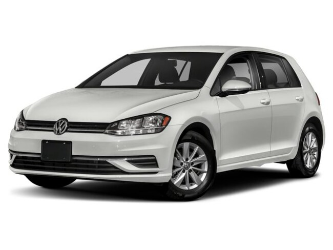New 2019 Volkswagen Golf 1.4T S Hatchback Huntington Beach