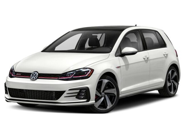 2019 Volkswagen Golf GTI 2.0T Rabbit Edition Hatchback