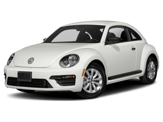New 2019 Volkswagen Beetle 2.0T S Hatchback  Hatchback For Sale in Amherst, NY