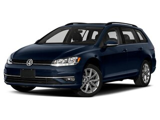 New 2019 Volkswagen Golf SportWagen 1.8T S 4MOTION Wagon For Sale In Northampton, MA