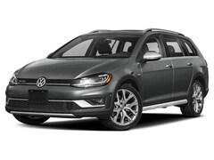 New 2019 Volkswagen Golf Alltrack TSI S 4MOTION Wagon For Sale In Northampton, MA
