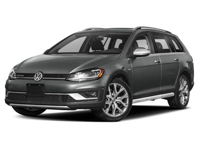 New 2019 Volkswagen Golf Alltrack TSI SE Wagon in  the Canton - Hartford Area