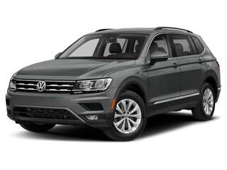 New 2019 Volkswagen Tiguan 2.0T S SUV 13480 for Sale in Greenville, NC, at Joe Pecheles Volkswagen