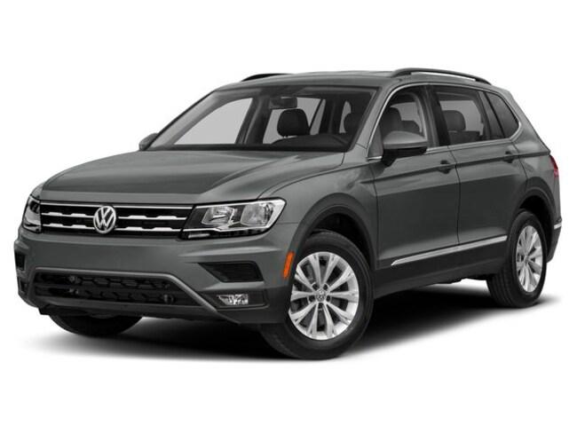 New 2019 Volkswagen Tiguan S SUV for sale in Columbia, SC
